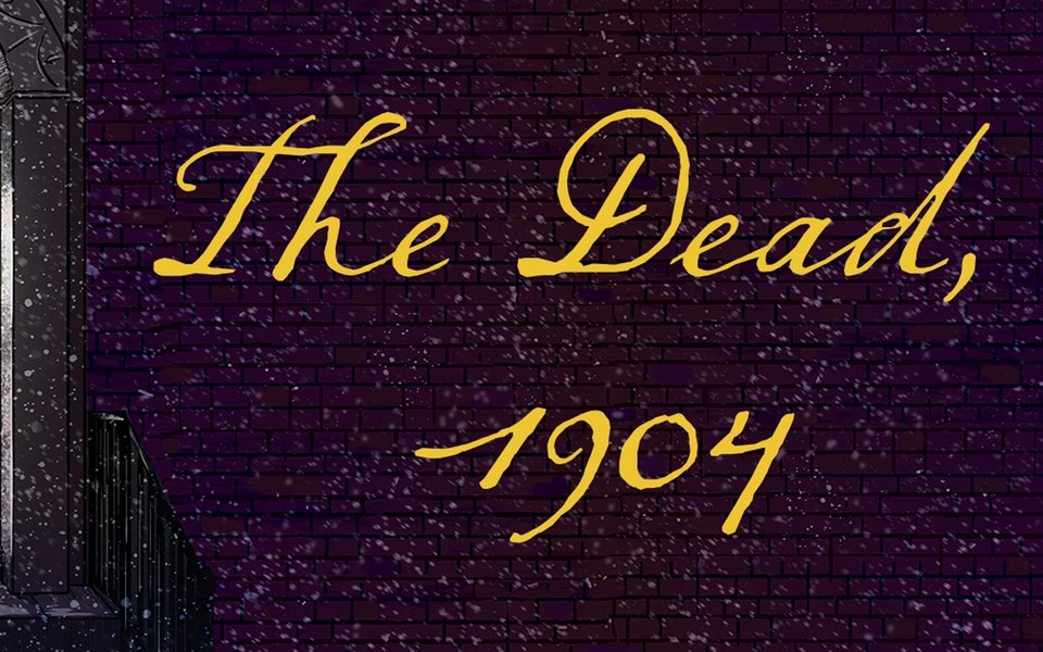 The Dead, 1904 Show Cover Photo