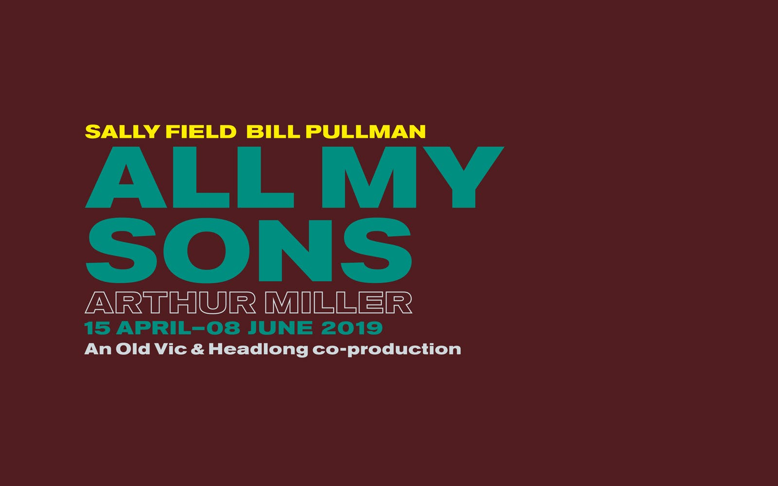 All My Sons West End