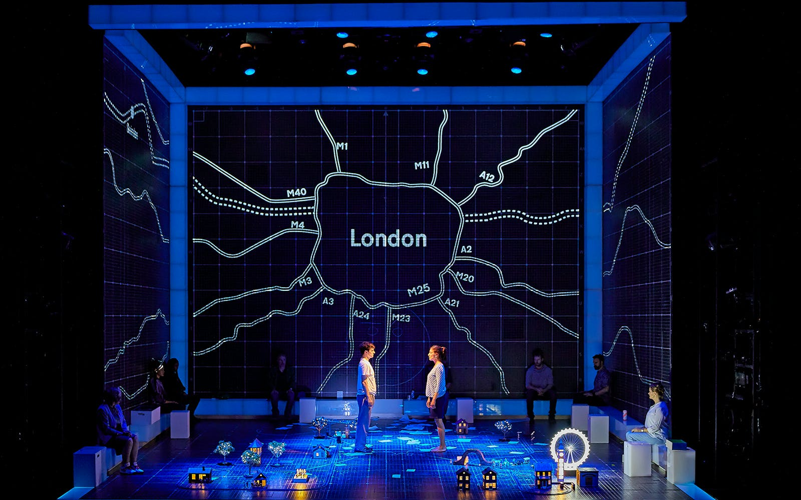 Best west end Shows - The Curious Incident