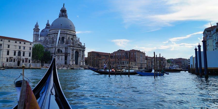 Venice in May - Gondola Ride