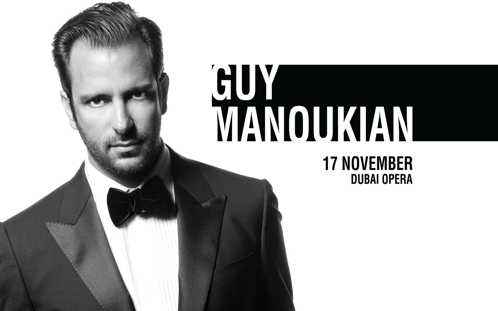Guy Manoukian Live