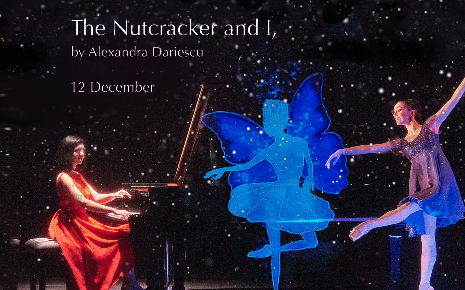 The Nutcracker and I