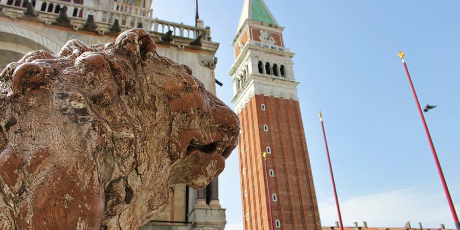 Venice in November - doge's palace