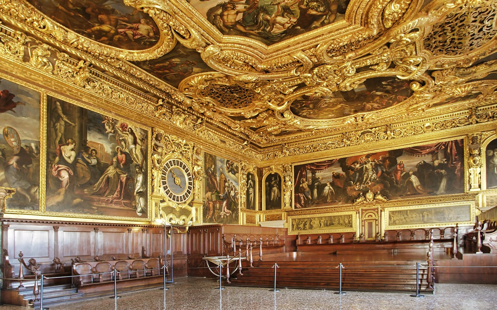 skip the line: guided tour of the doge's palace + the royal palaces-3