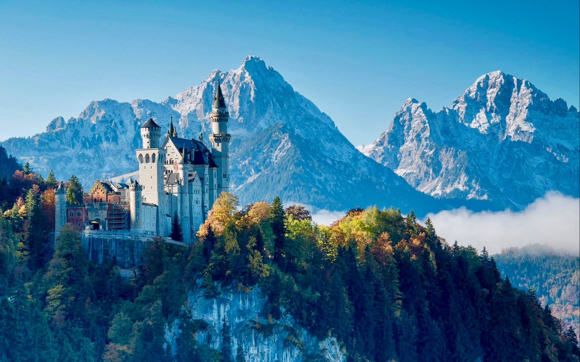 Neuschwanstein Castle Tour