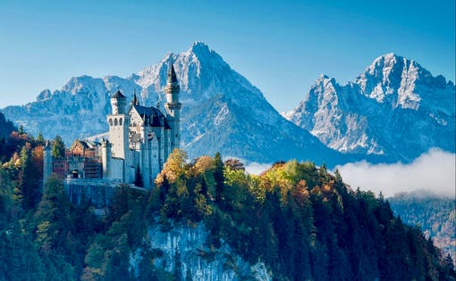 Neuschwanstein Castle Tour and Transfers from Munich