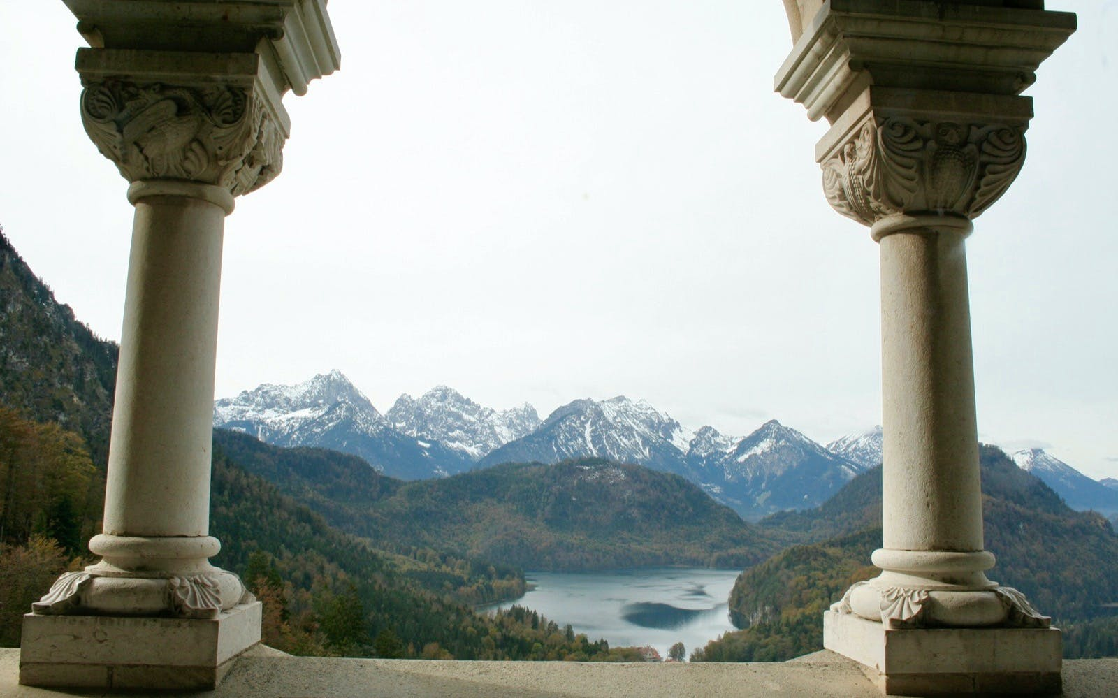 neuschwanstein, linderhof royal castle & oberammergau tour from munich-2