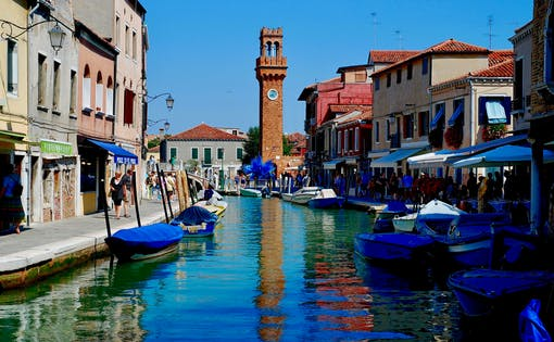 Private Excursion to Murano Island