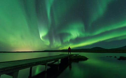 Aurora Borealis: Northern Lights Tour from Reykjavik