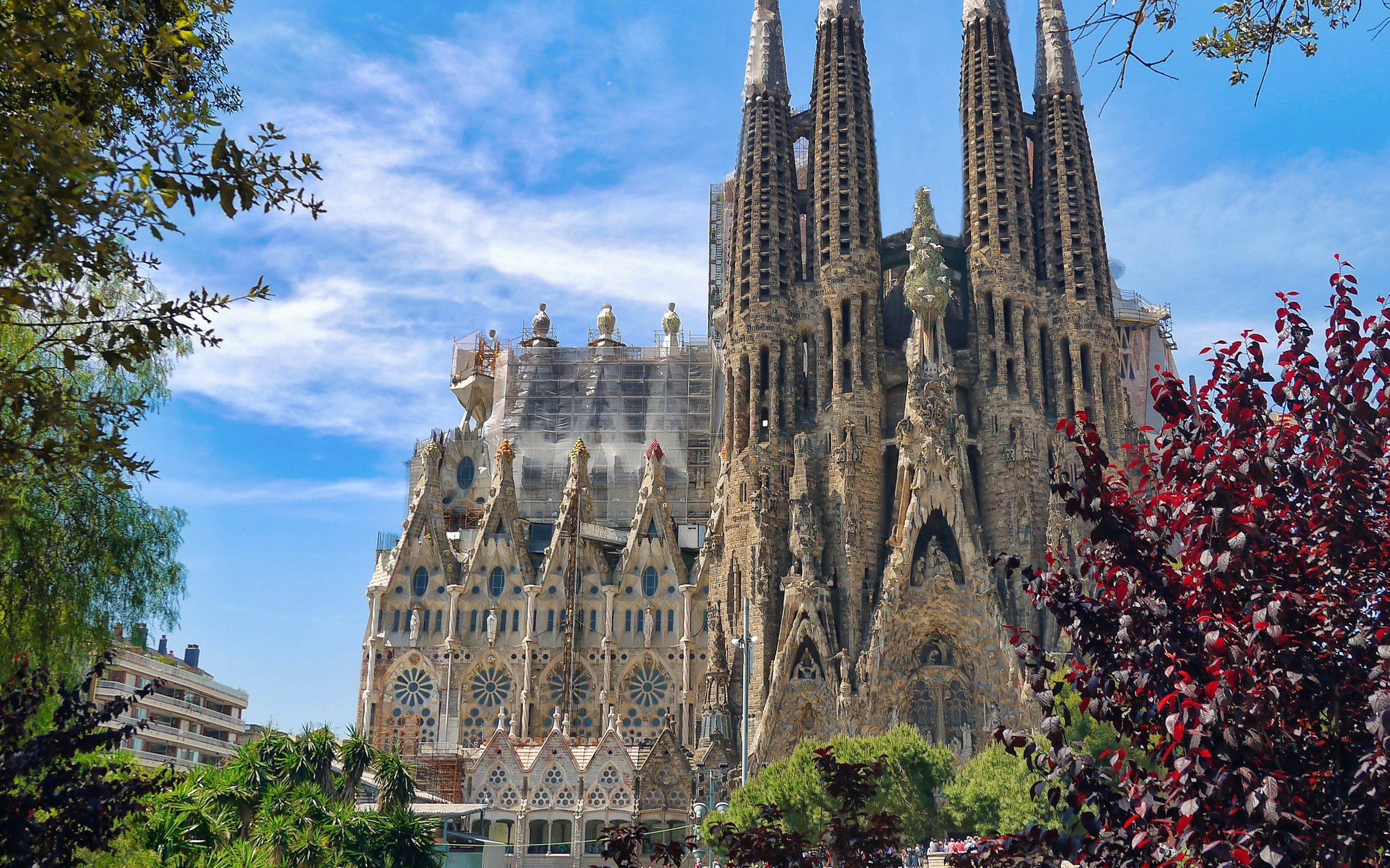 Sagrada Familia guided tours