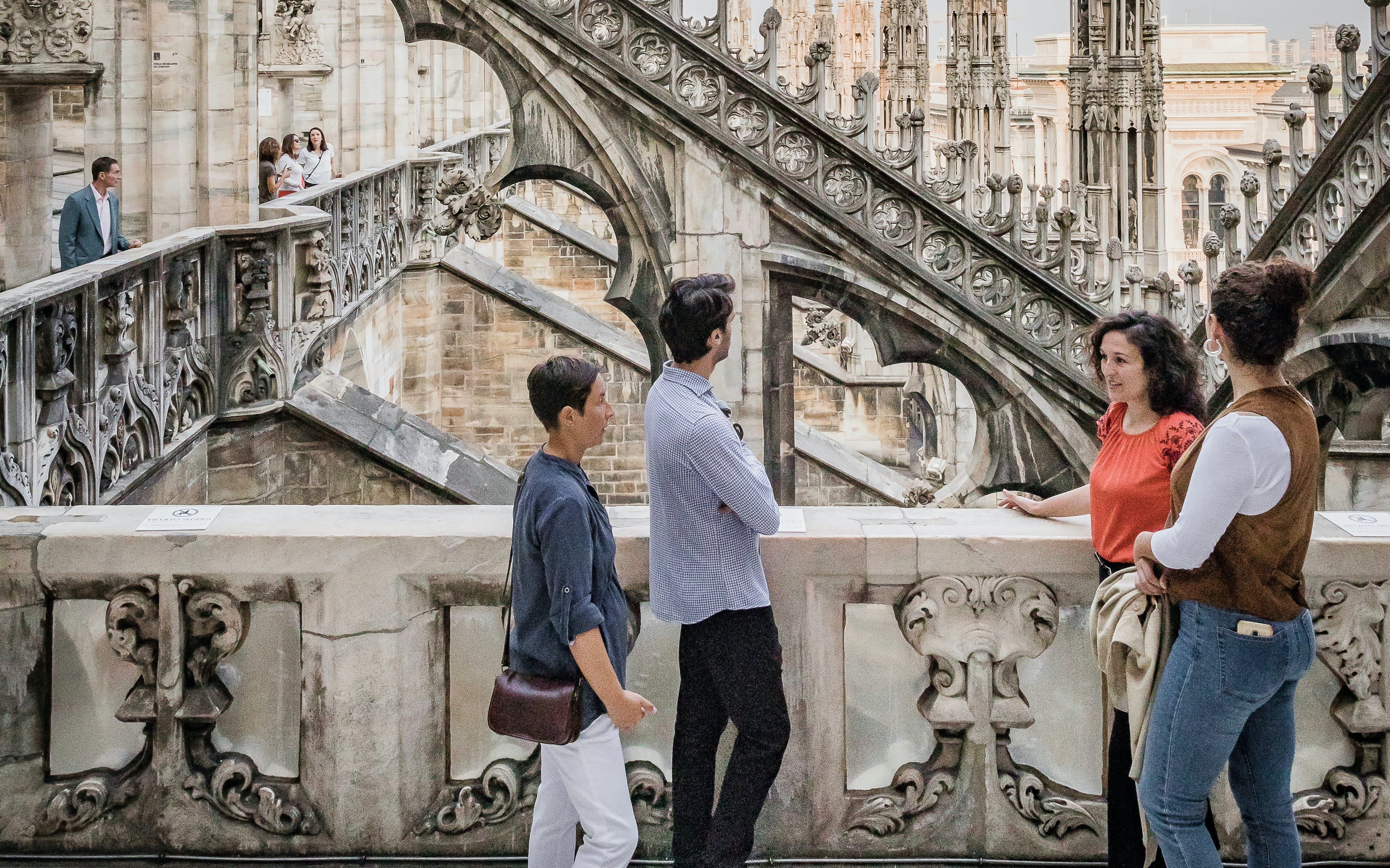 fast track: duomo cathedral, rooltop and it's terraces - elevator access-3