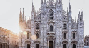 Fast track: Duomo Cathedral, Rooftop and It's Terraces - Elevator Access