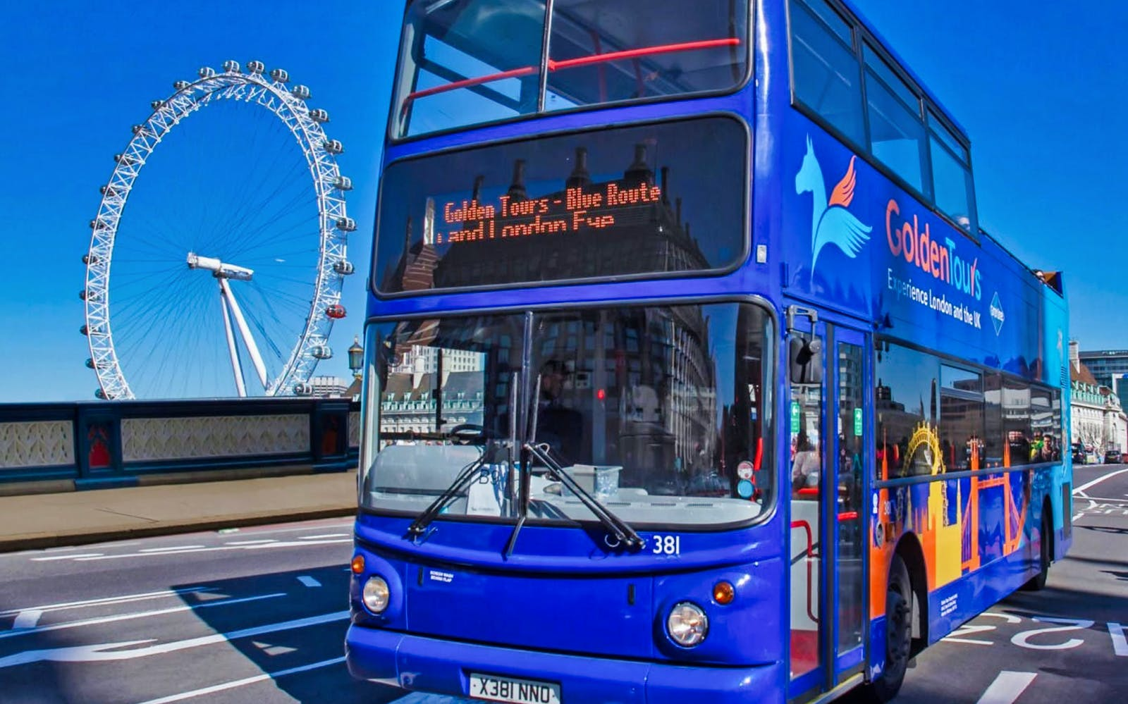 warner bros. studio tour with transfers + 4 hour hop-on hop-off london bus tour-2
