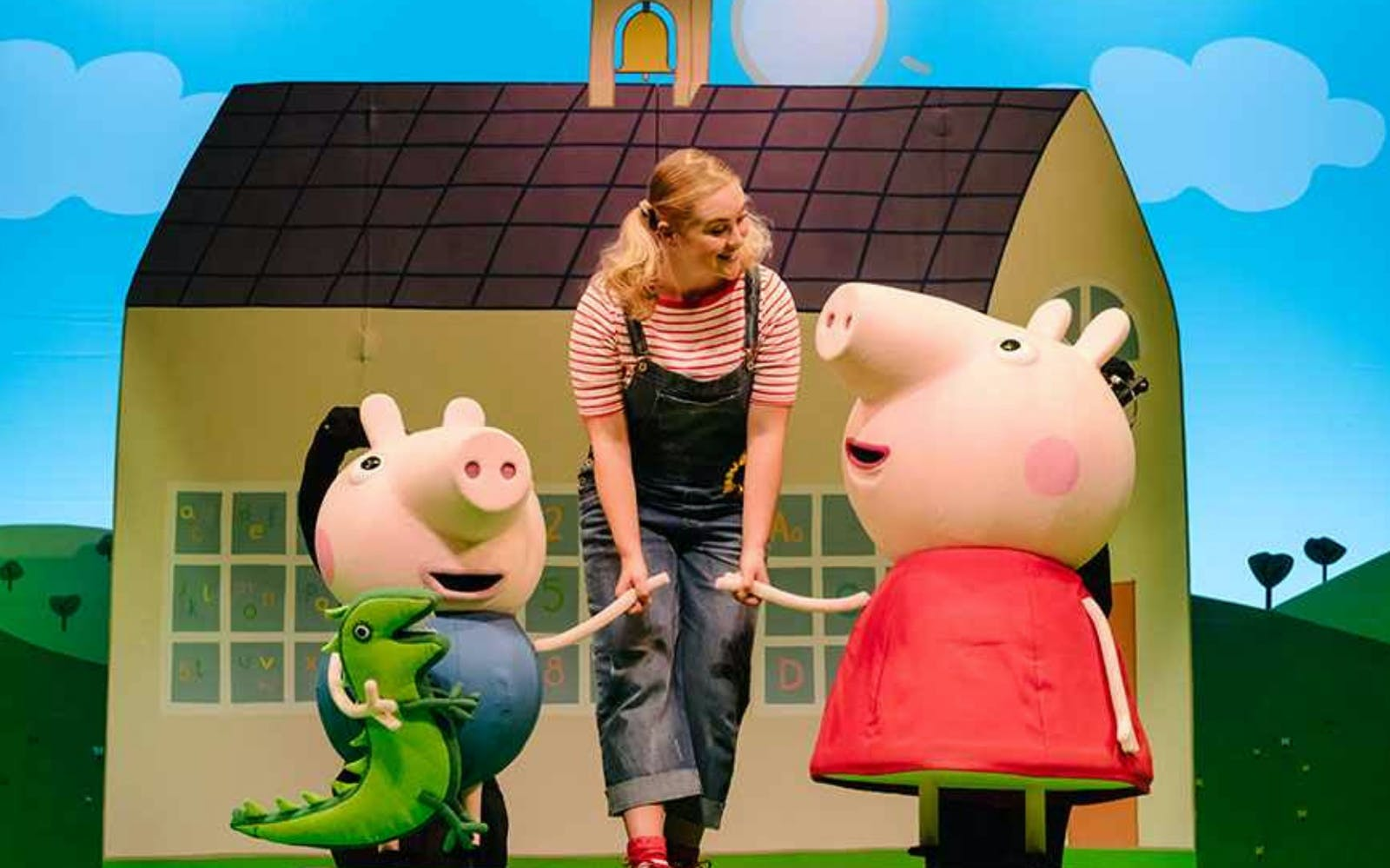 Best west end Shows Peppa Pig's Adventure