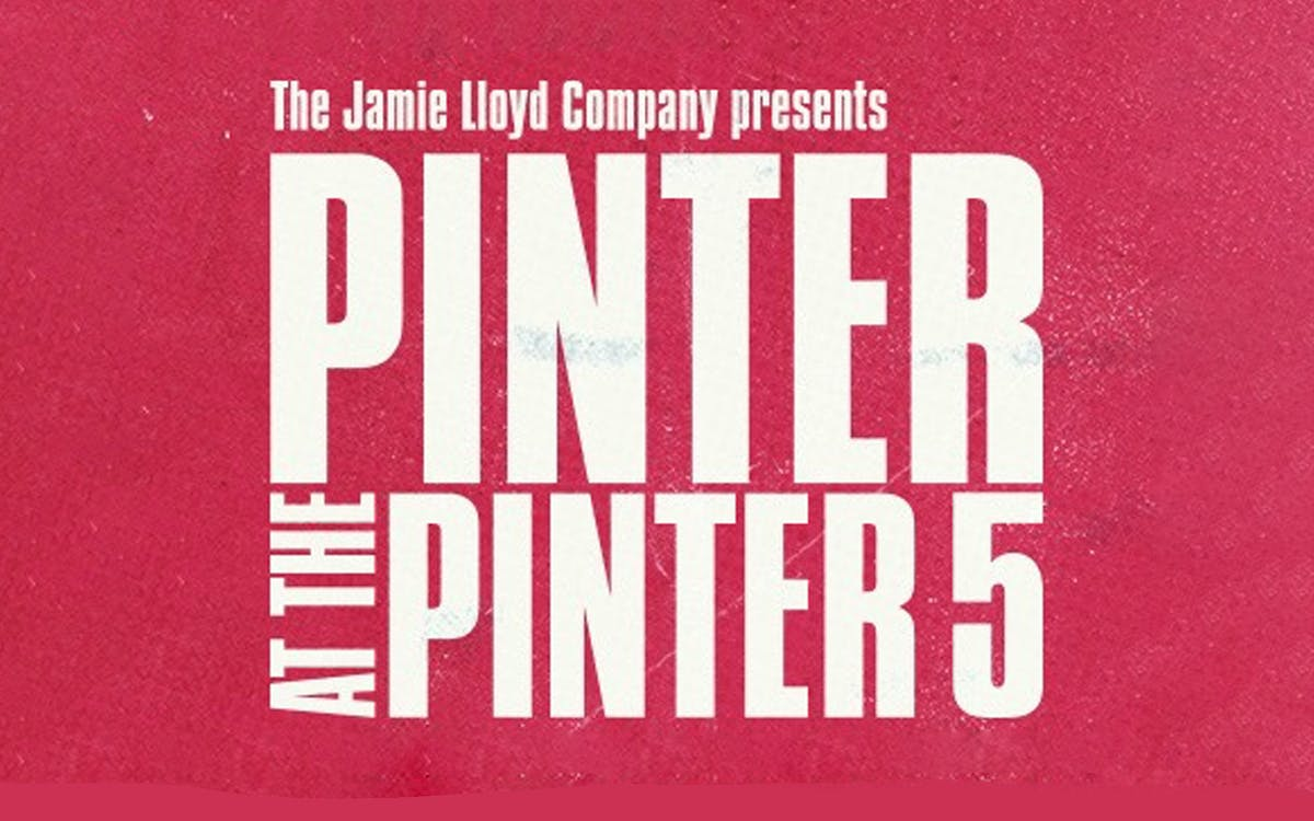 pinter 5: the room/victoria station/family voices-1