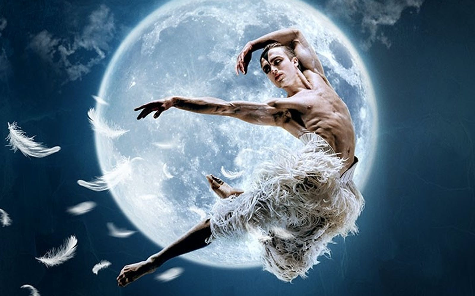 Best west end Shows - swan lake