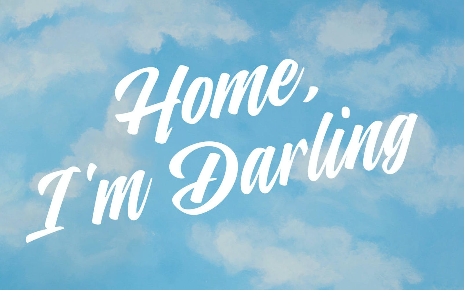 home, i'm darling-1