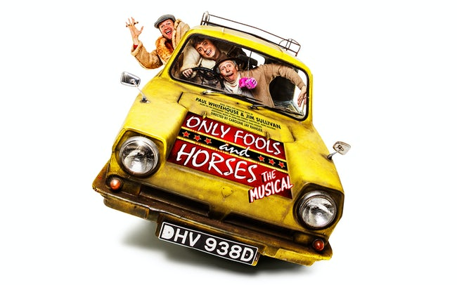 theatre royal haymarket london - only fools and horses