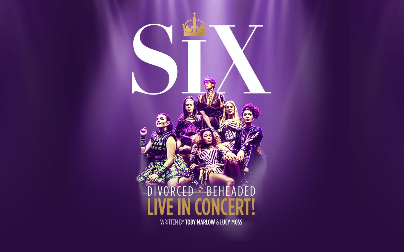 Six The Musical Discount Tickets