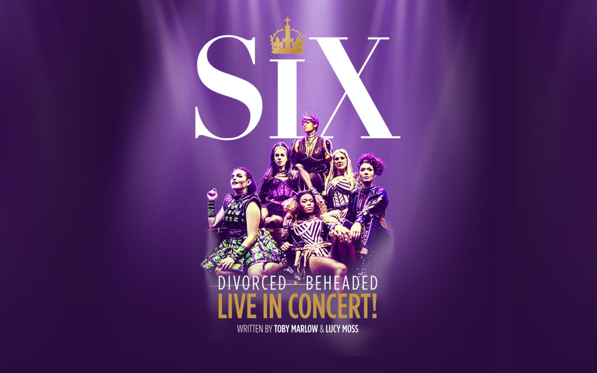 six the musical london ticket discounts