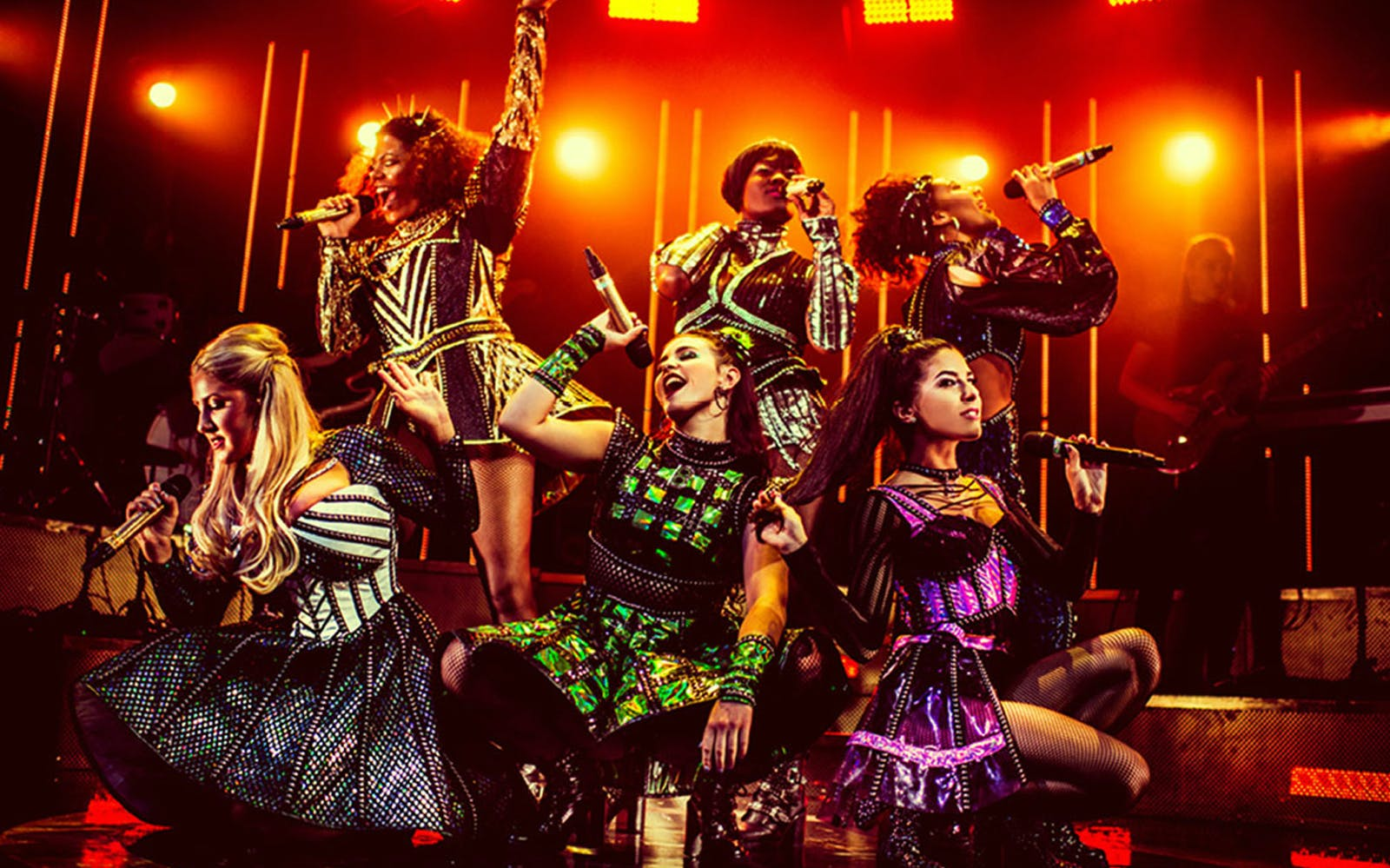 Best west end Shows Six the Musical