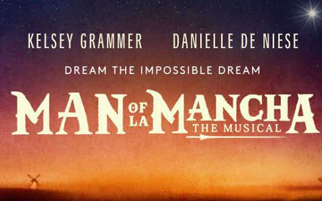 Man of La Mancha Discount Tickets
