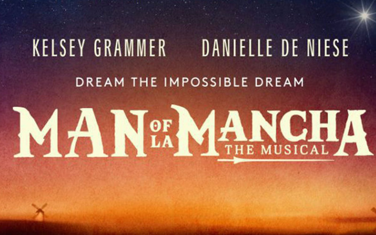 Best West End Shows Man of La Mancha