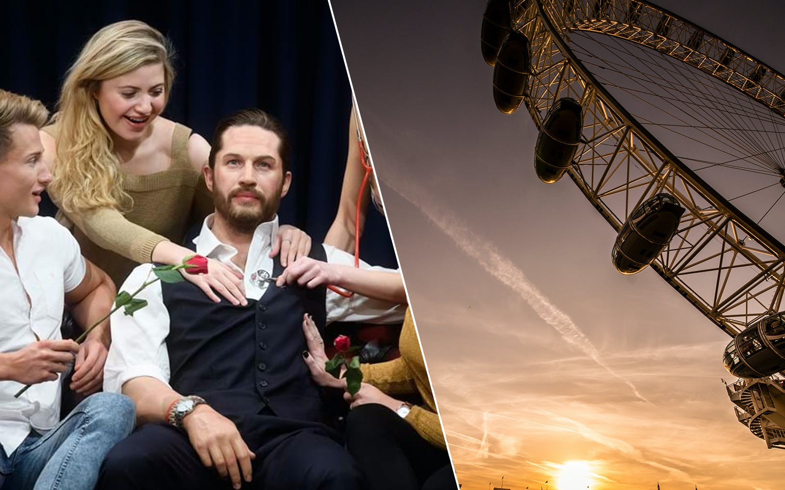 Super Saver : London Eye + Madame Tussauds Tickets