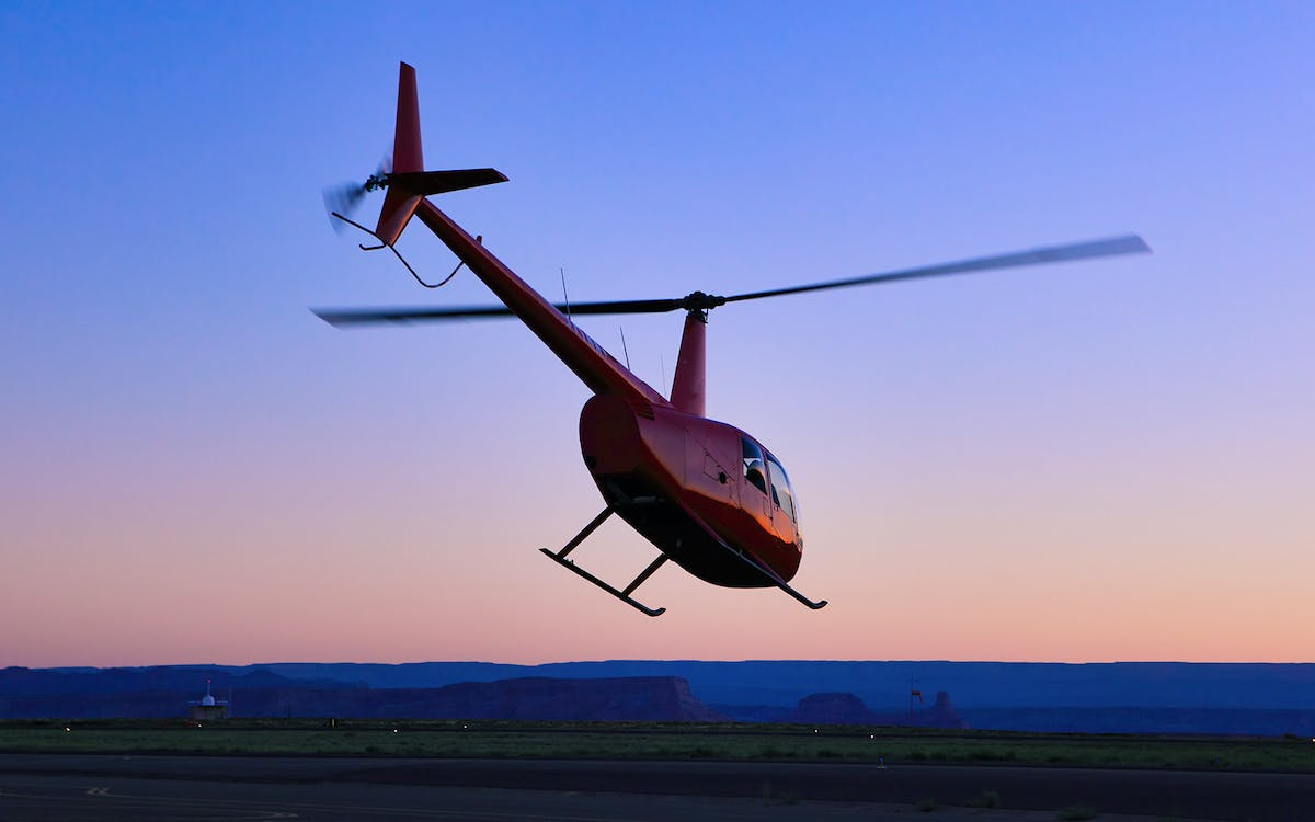 couple's private 45 minute helicopter tour - including heliport fees-1