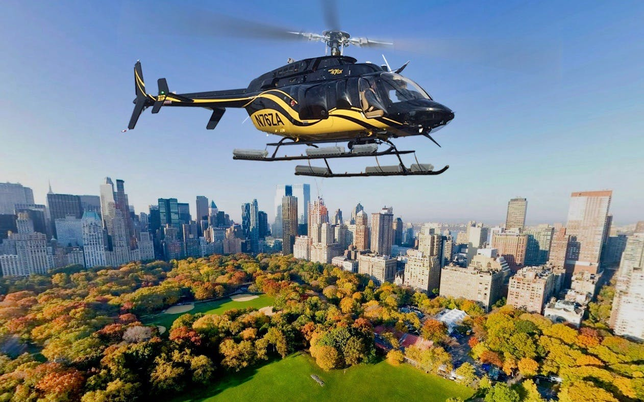 NYC Helicopter Tour - 15 minute Tour