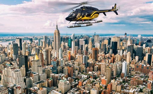 NYC Helicopter Tour - 30 Minutes Tour