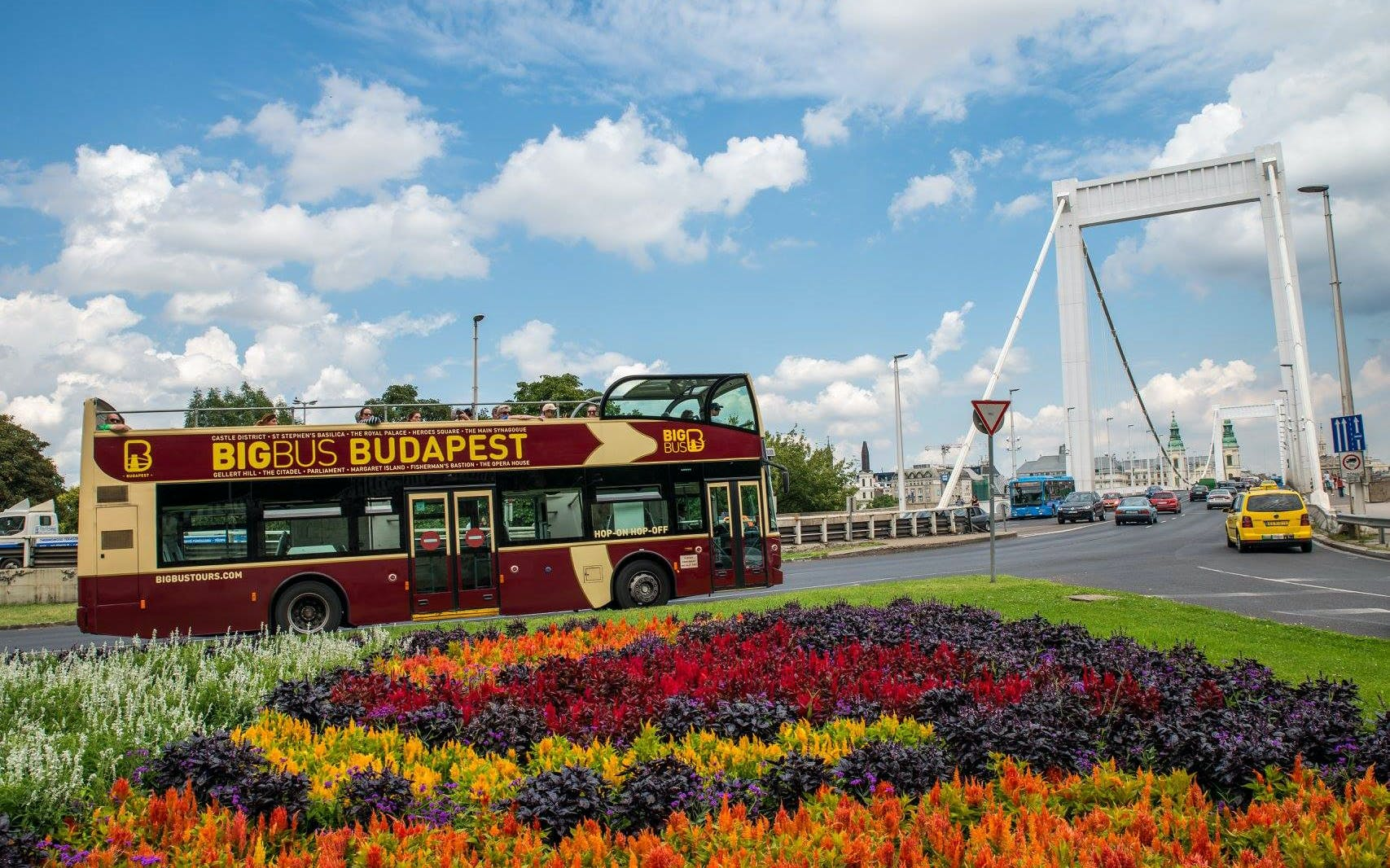 budapest: hop-on hop-off classic ticket-2