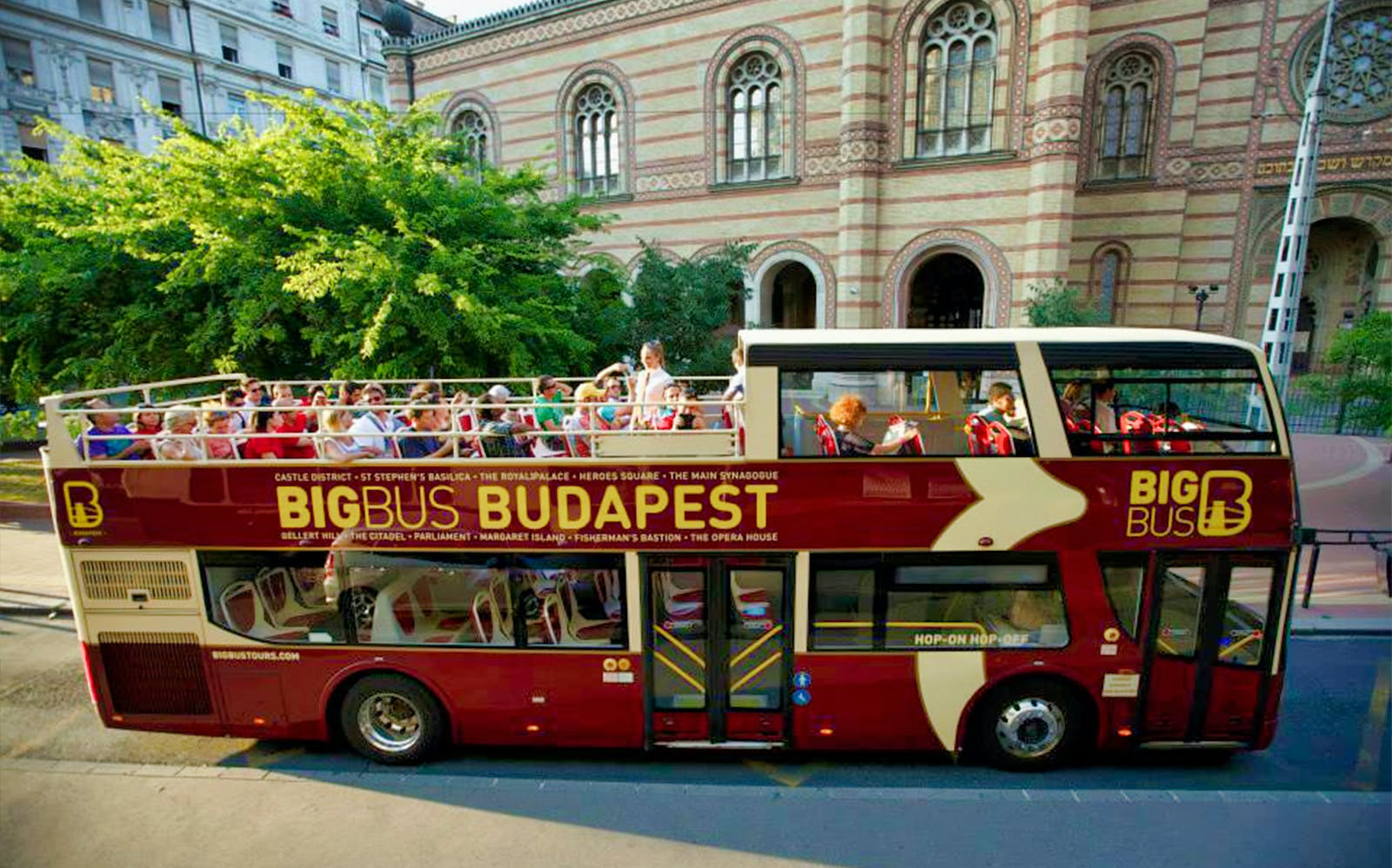 budapest & vienna: hop-on hop-off tour package-2
