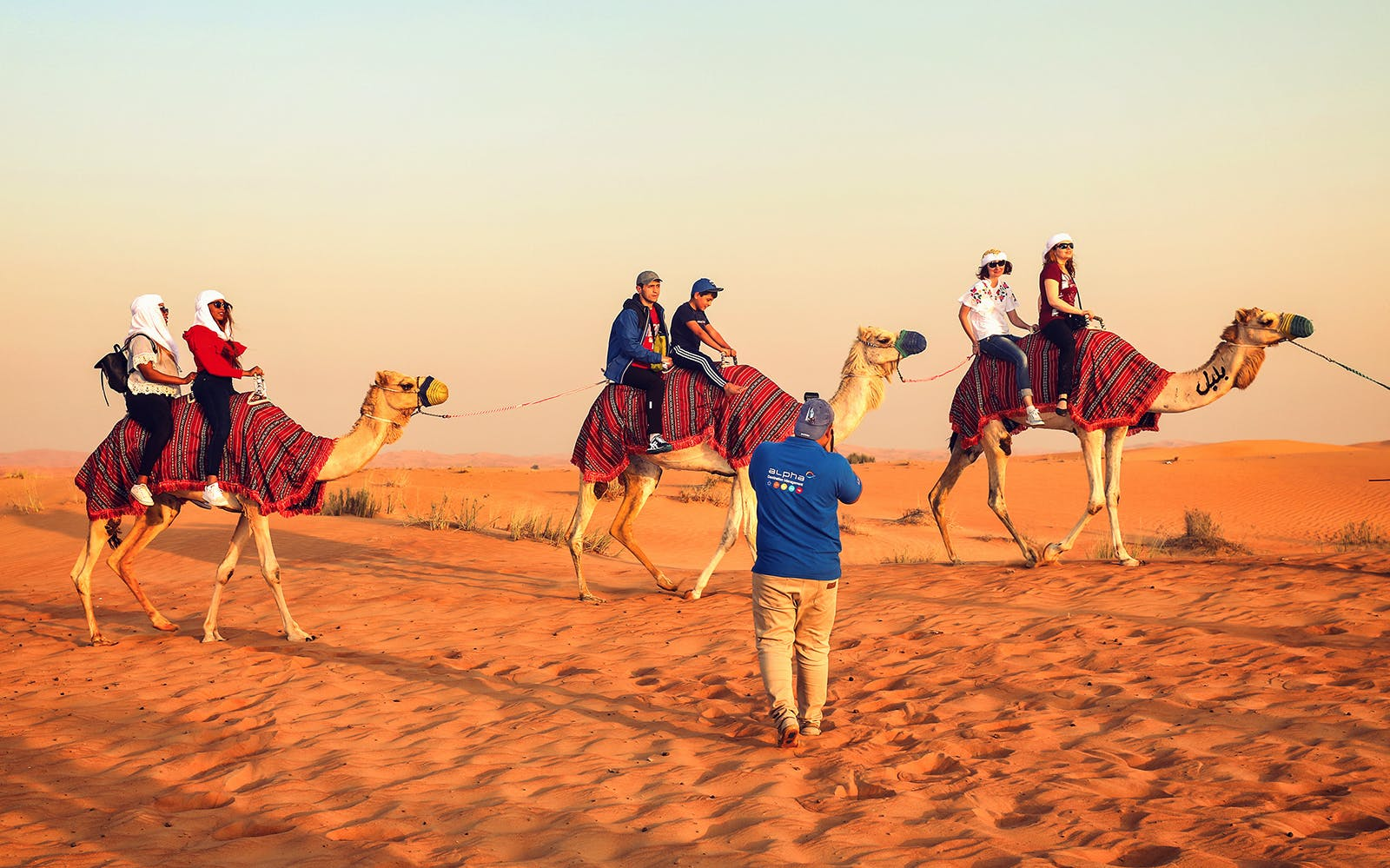 luxury desert safari at dubai desert conservation reserve-3