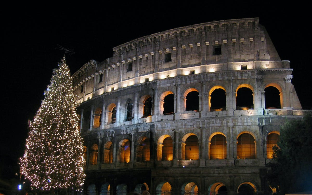 best of rome christmas day walking tour-1