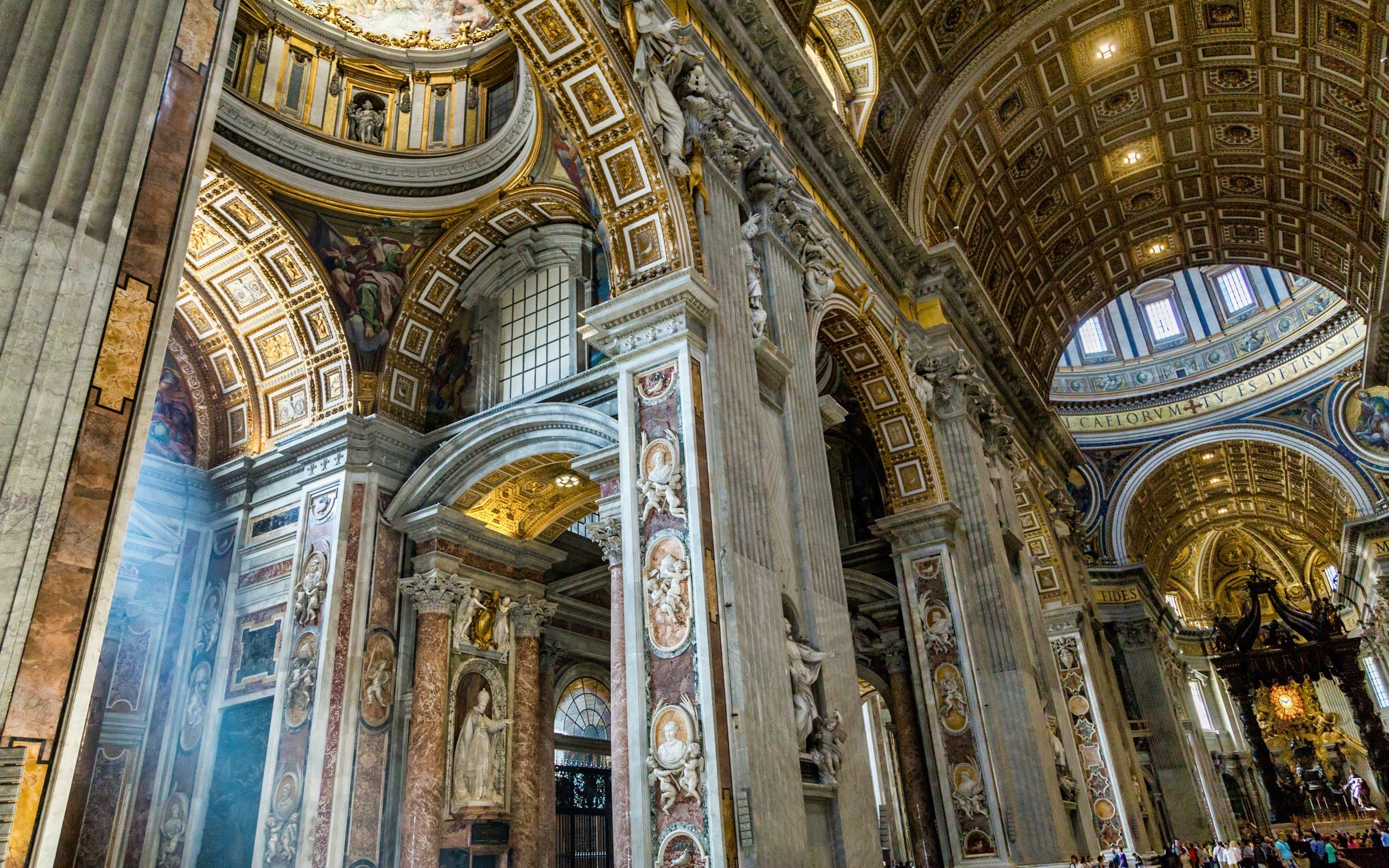 exclusive entry: sistine chapel express, st. peter's basilica & vatican cr-2