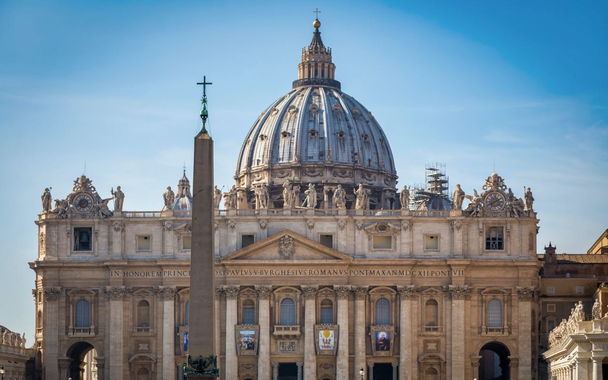 exclusive entry: sistine chapel express, st. peter's basilica & vatican cr-1