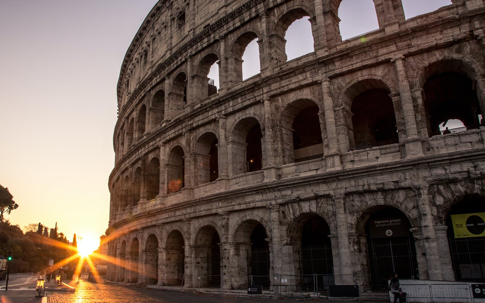 After-Hours Access: Colosseum Underground, Arena Floor & Roman Forum