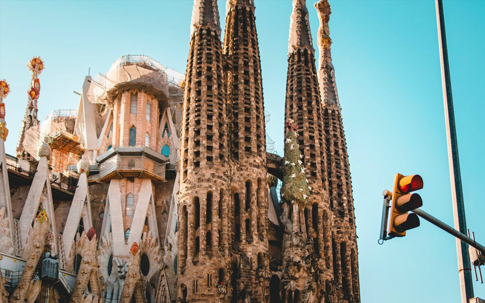 the best of gaudi with sagrada familia & park guell visit-1