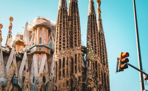 The Best of Gaudi With Sagrada Familia & Park Guell Visit