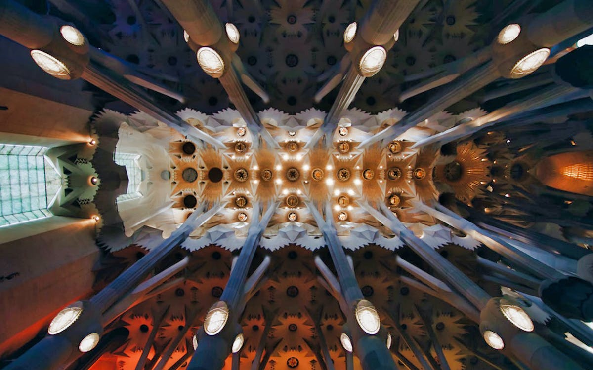 the best of gaudi with sagrada familia & park guell visit-2