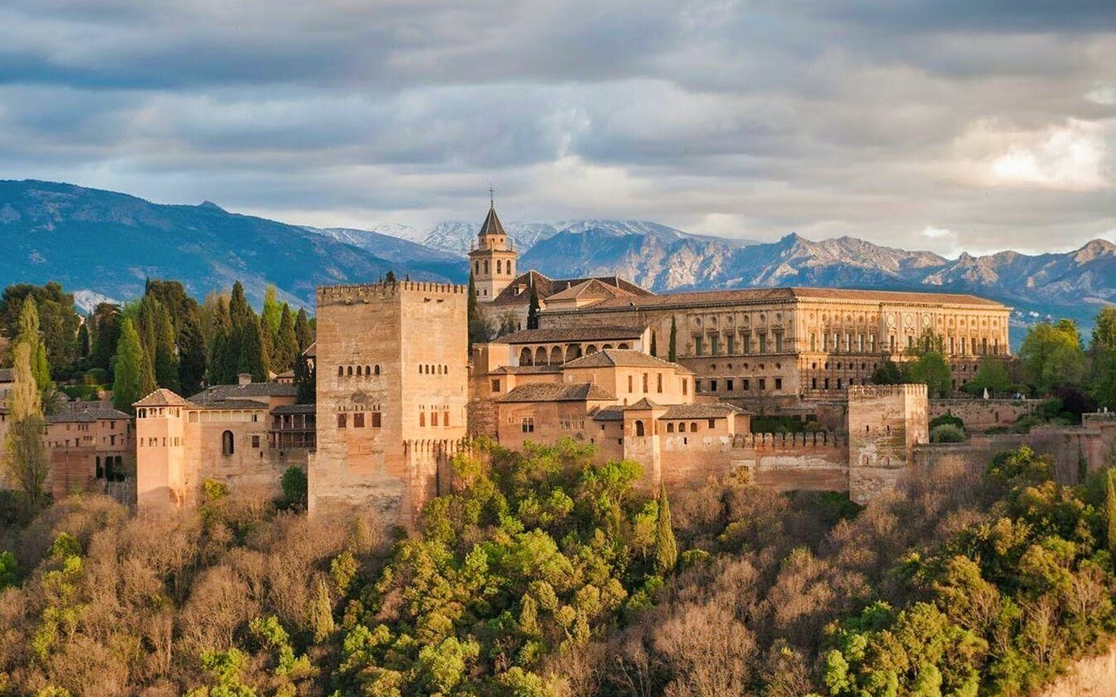 guided tour to alhambra, generalife and alcazaba-5