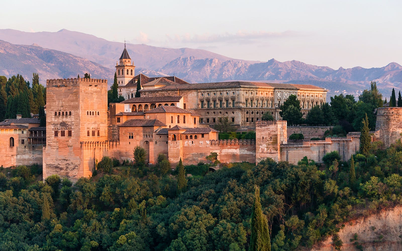 guided tour to alhambra, generalife and alcazaba-2