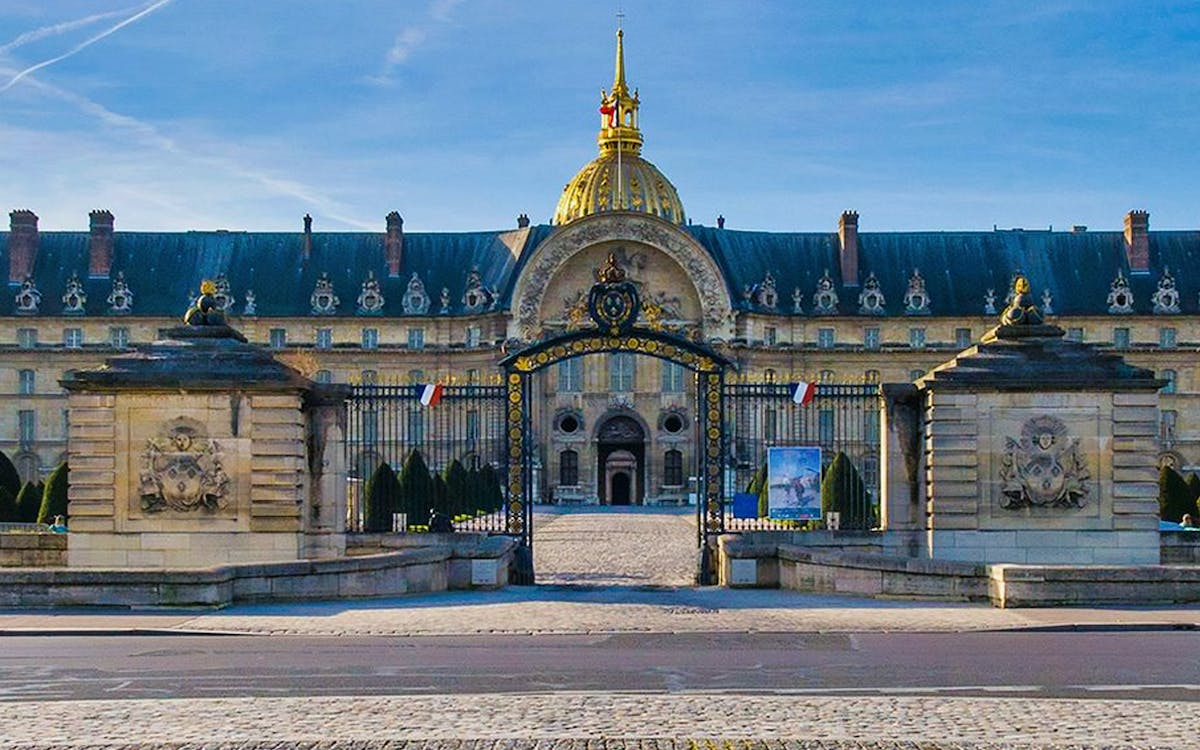 army museum & invalides: priority entrance tickets-1