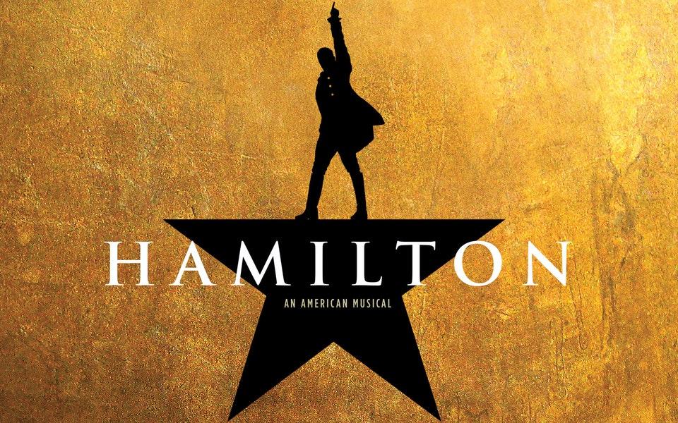 Hamilton Show Cover Photo