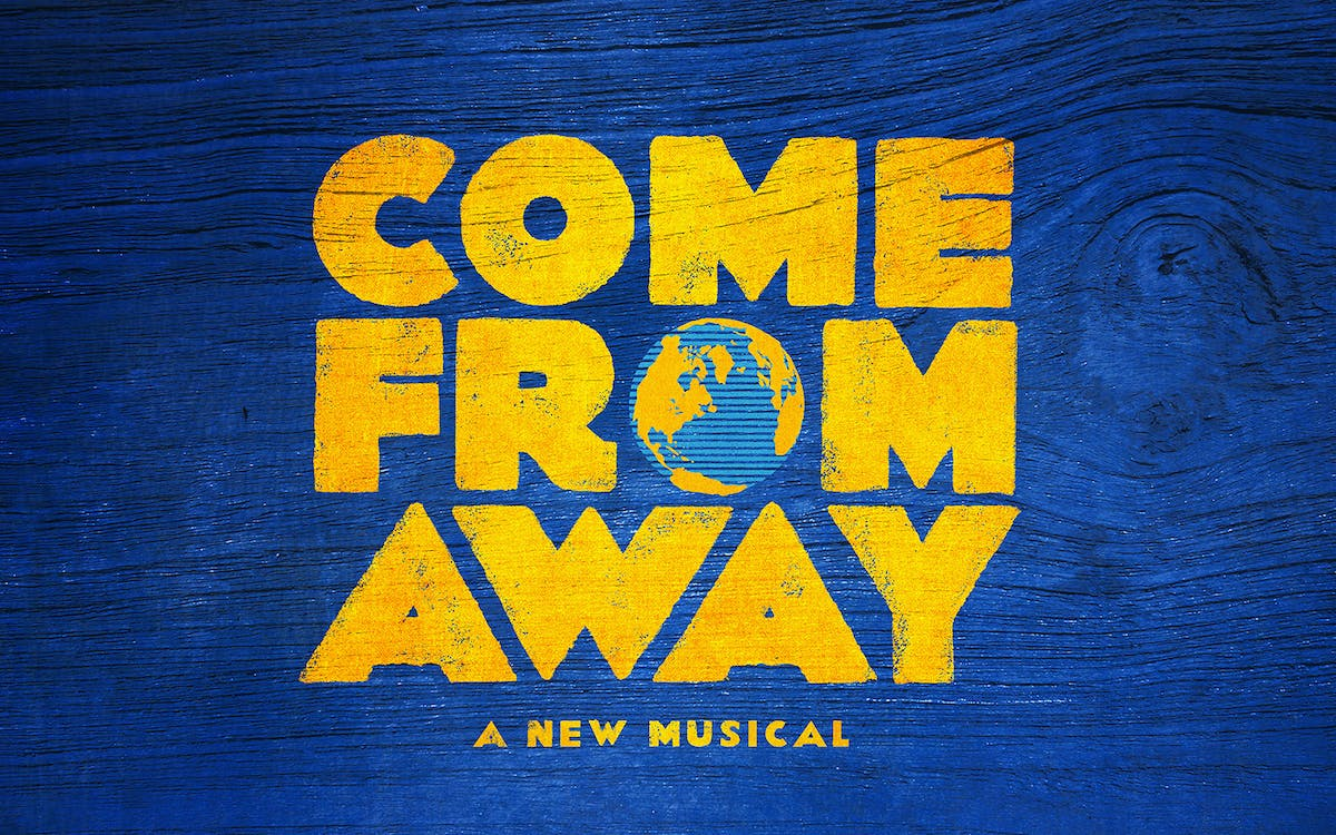 come from away: a new musical broadway 2 for 1 discount-1