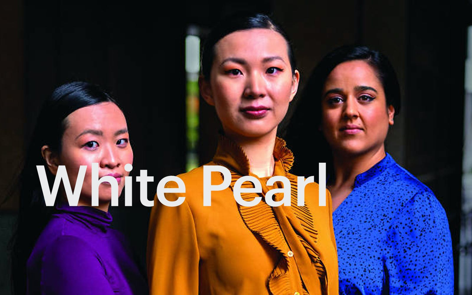 Best west end Shows - White Pearl