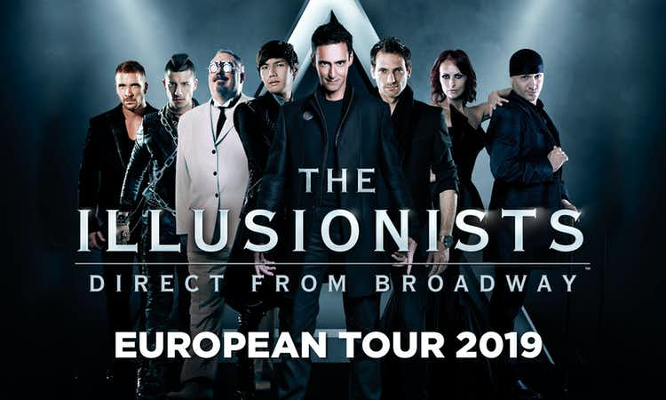 The Illusionists west end
