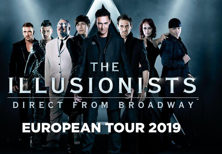 Best west end Shows The Illusionists