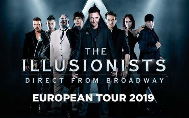 The Illusionists Discount Tickets